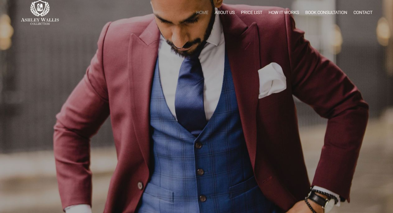 Tailored Suits Portal