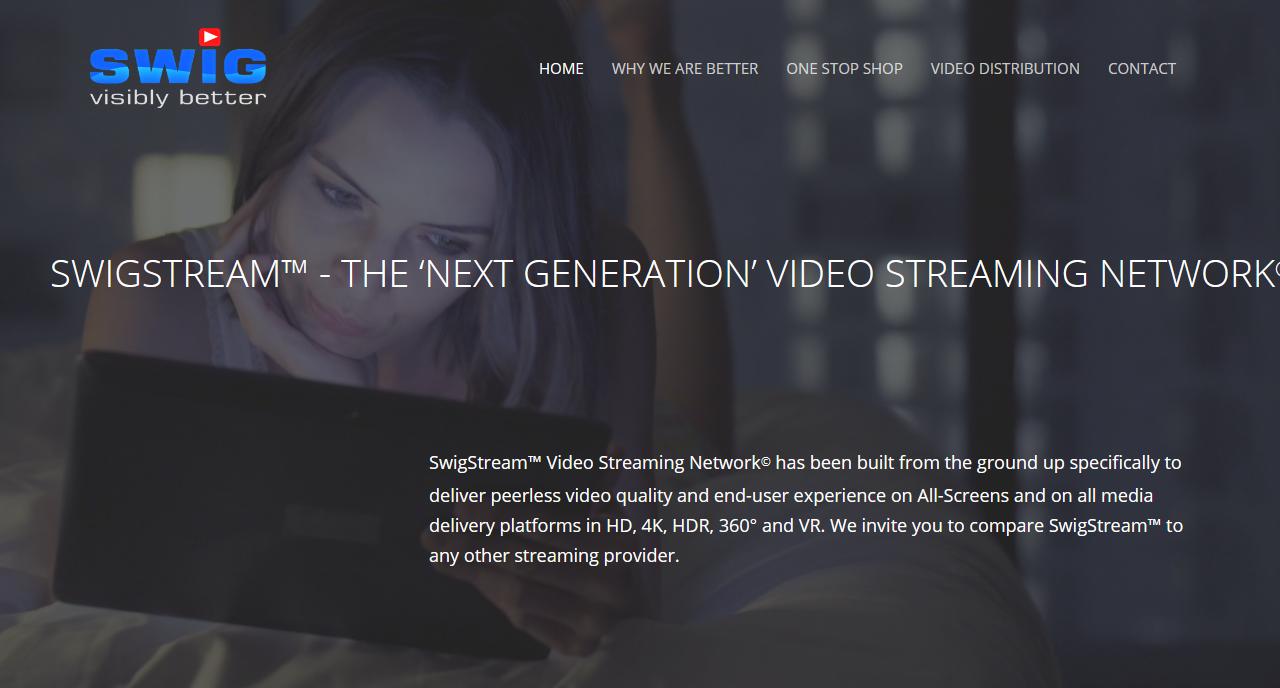 Swigmedia Portal