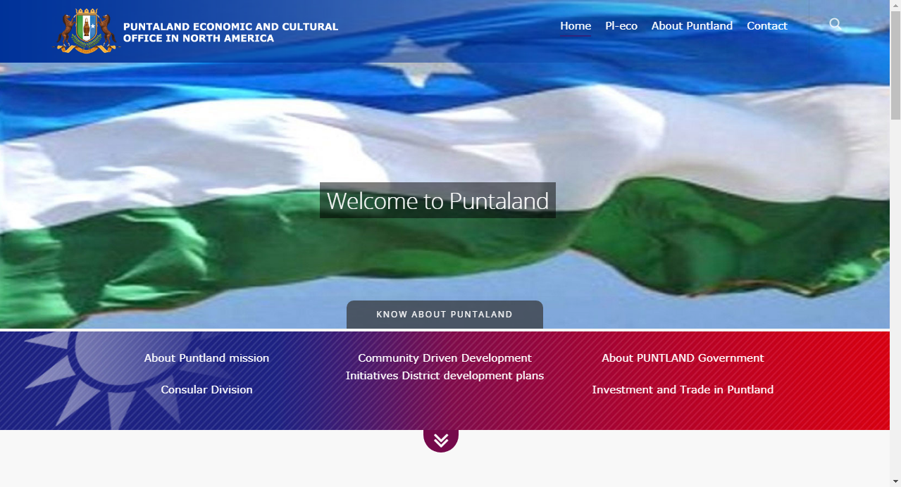 Puntaland Economic and Cultural Office in North America